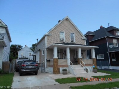 3914 Poe Ave, Cleveland, OH 44109 - MLS#: 4030143