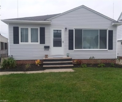 2518 Stanfield Dr, Parma, OH 44134 - MLS#: 4030283