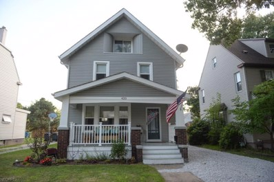 420 Cypress Ave, Akron, OH 44301 - MLS#: 4031303