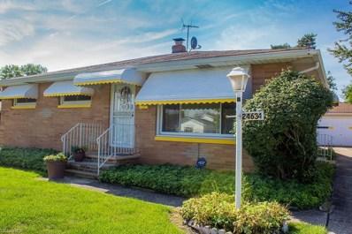 24634 Staghorn Dr, Bedford, OH 44146 - MLS#: 4031328