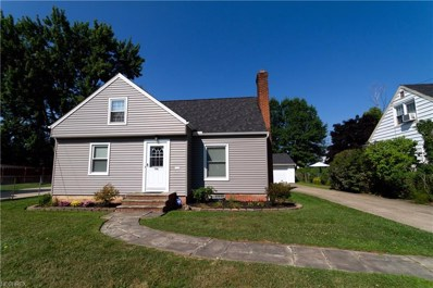 706 E 250th St, Euclid, OH 44132 - MLS#: 4031444