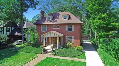 2596 Guilford Rd, Cleveland Heights, OH 44118 - MLS#: 4031600