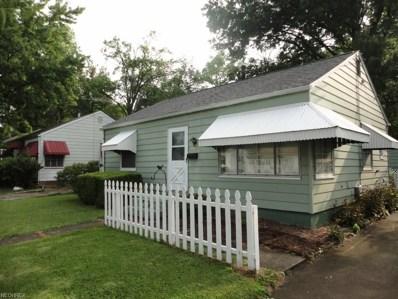 2036 Clermont Ave NORTHEAST, Warren, OH 44483 - MLS#: 4032582
