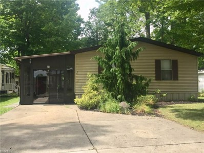 1229 Columbiana Lisbon Rd UNIT 85, Columbiana, OH 44408 - MLS#: 4032887