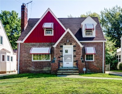 989 Woodview Rd, Cleveland Heights, OH 44121 - MLS#: 4032969