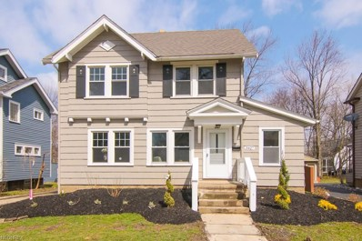3427 E Fairfax Rd, Cleveland Heights, OH 44118 - MLS#: 4033091