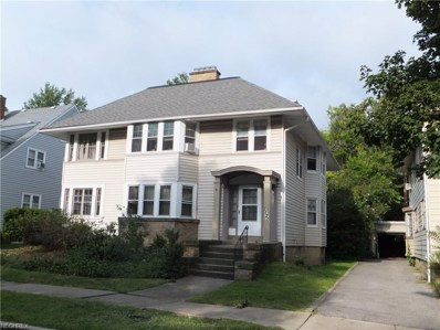 2120 Renrock Road, Cleveland Heights, OH 44118 - #: 4033158