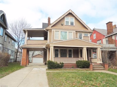 1656 Eddington Rd, Cleveland Heights, OH 44118 - MLS#: 4033361