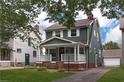 14622 Mitchell Ave, Cleveland, OH 44111 - MLS#: 4033381