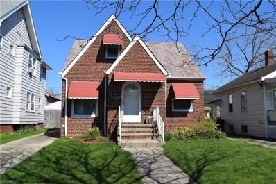 2207 Elbur Ave, Lakewood, OH 44107 - MLS#: 4033738