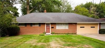 493 Harris Rd, Richmond Heights, OH 44143 - MLS#: 4033816