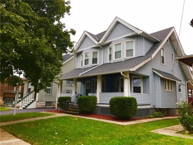 1421 Lauderdale Ave, Lakewood, OH 44107 - #: 4034380