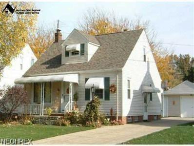 861 E 210th St, Euclid, OH 44119 - MLS#: 4034541
