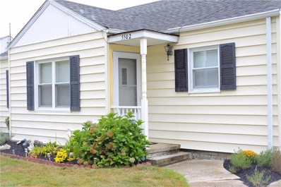 15502 Montrose Ave, Cleveland, OH 44111 - MLS#: 4035577