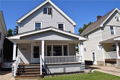 4512 Ardmore Ave, Cleveland, OH 44144 - MLS#: 4035597