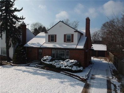 3518 Palmerston Rd, Shaker Heights, OH 44122 - MLS#: 4035656