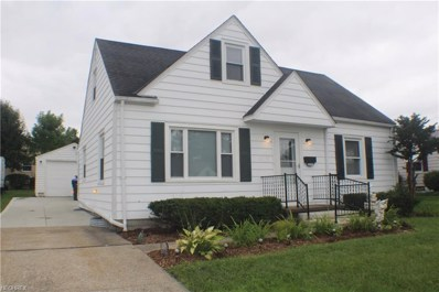 1064 Lincoln Ave, Cuyahoga Falls, OH 44221 - MLS#: 4036028