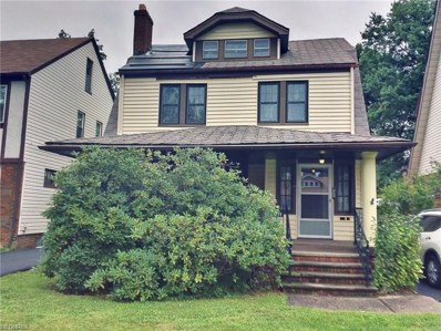 3777 Montevista Road, Cleveland Heights, OH 44121 - #: 4036548