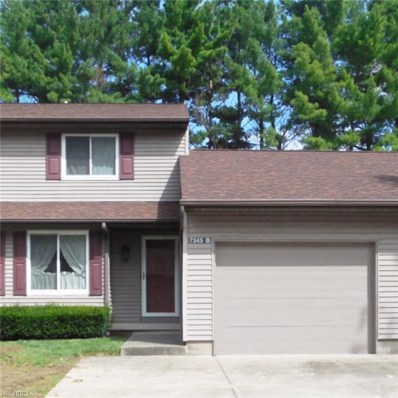7345 West Blvd UNIT B, Youngstown, OH 44512 - MLS#: 4036950