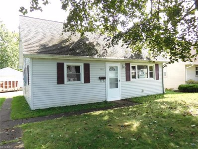 181 N Edgehill Ave, Youngstown, OH 44515 - MLS#: 4037068