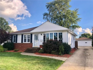 3421 Jeanne Dr, Parma, OH 44134 - MLS#: 4037670