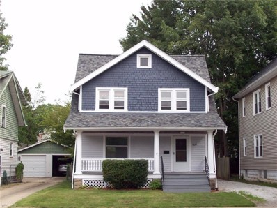 1627 Larchmont Ave, Lakewood, OH 44107 - MLS#: 4037922
