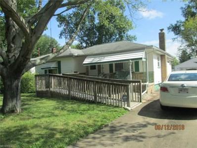 1806 Clemmens, Warren, OH 44485 - MLS#: 4038210