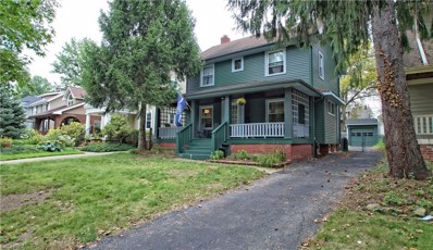 2964 Kensington Rd, Cleveland Heights, OH 44118 - MLS#: 4038215