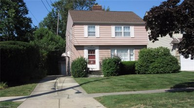 4301 Silsby Rd, Cleveland, OH 44118 - MLS#: 4038324