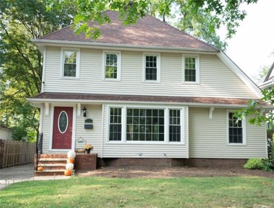 3151 Oak Rd, Cleveland Heights, OH 44118 - MLS#: 4039225