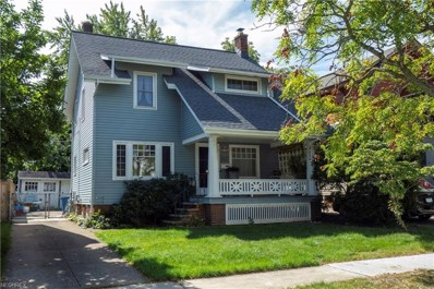 17619 Archdale Ave, Lakewood, OH 44107 - MLS#: 4039296
