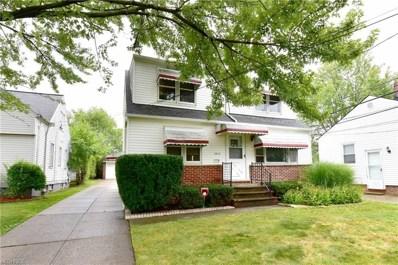 5015 Claremont Blvd, Garfield Heights, OH 44125 - MLS#: 4039927