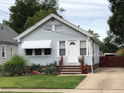 14208 Lakota Ave, Cleveland, OH 44111 - MLS#: 4040295