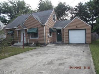 1764 Drexel Ave NORTHWEST, Warren, OH 44485 - MLS#: 4040359