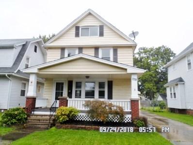 338 Cambridge Ave, Elyria, OH 44035 - MLS#: 4040446