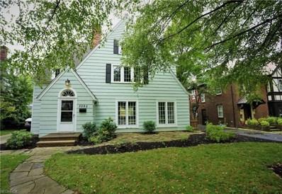 3280 Chadbourne Rd, Shaker Heights, OH 44120 - MLS#: 4040495