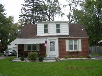 80 Gertrude Ave, Boardman, OH 44512 - MLS#: 4040553