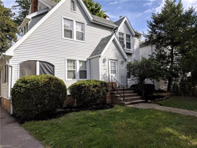 3413 Washington Blvd, Cleveland Heights, OH 44118 - MLS#: 4040734