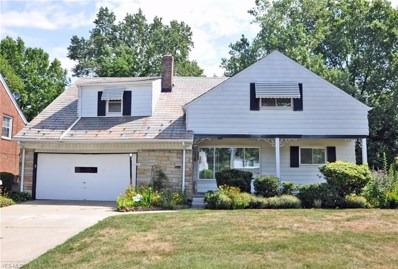 1135 Brandon Road, Cleveland Heights, OH 44118 - #: 4041168