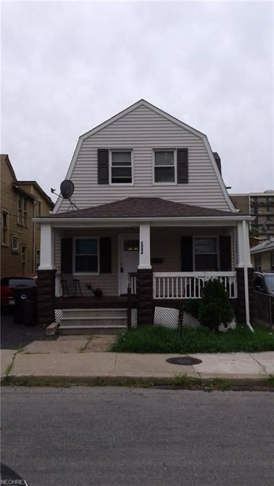1344 W 67th St, Cleveland, OH 44102 - MLS#: 4041578