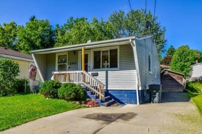 260 High Grove Blvd, Akron, OH 44312 - MLS#: 4042225