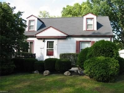 184 Terrace Drive, Boardman, OH 44512 - #: 4042559