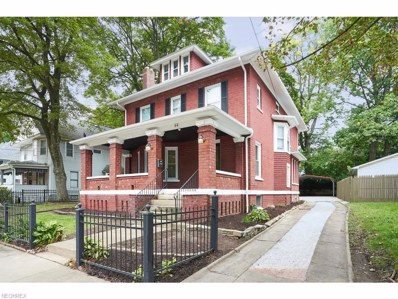 64 Mount View Ave, Akron, OH 44303 - MLS#: 4042599