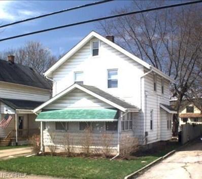 1661 Larchmont Ave NORTHEAST, Warren, OH 44483 - MLS#: 4043516