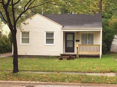 4393 E 142nd St, Cleveland, OH 44128 - MLS#: 4043529