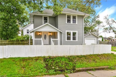 260 Malacca St, Akron, OH 44305 - MLS#: 4043623