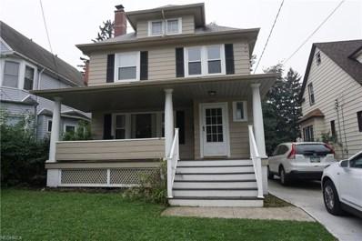 1472 Cordova Ave, Lakewood, OH 44107 - MLS#: 4043734