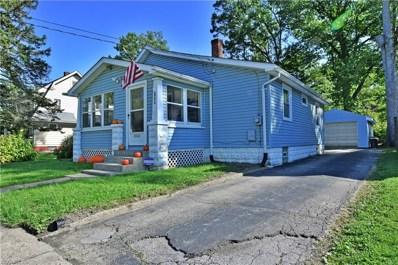 344 Kenilworth Ave NORTHEAST, Warren, OH 44483 - MLS#: 4044076
