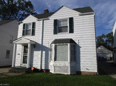 17107 Throckley Ave, Cleveland, OH 44128 - MLS#: 4044232