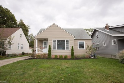1525 Hampton Rd, Rocky River, OH 44116 - MLS#: 4044441